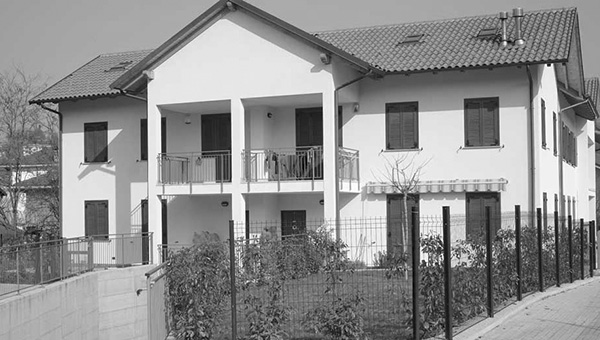 Condominio di campagna studiolabistudiolabi for Piani casa di campagna 2000 piedi quadrati